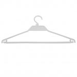 Wieszak odzieżowy uniwersalny W018 biały - 1 szt