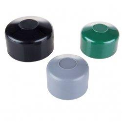 Nasadka na słupek ogrodzeniowy 1 1/2 (48,3mm) - 100 sztuk