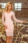Sukienka Model 170-4 Pastel Pink