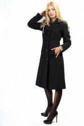 Płaszcz Damski Model Oliwia PLA033 Black