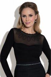 Bluzka Model Coralia Black