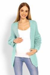 Sweter Ciążowy Model 60003C Mint