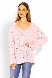 Sweter Damski Model 30058 Pink