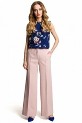 Spodnie Damskie Model MOE378 Powder Pink