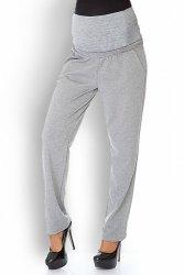 Spodnie Ciążowe Model 1276 Grey