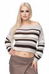 Sweter Damski Model 70017 Beige