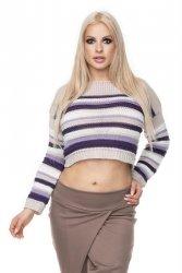 Sweter Damski Model 70017 Violet