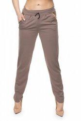 Spodnie Damskie Model 0101 Cappuccino