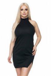 Sukienka S-XL 0116 czarna