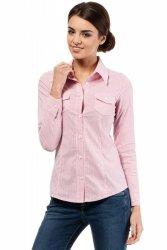 Koszula MOE019 Pink