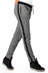 Spodnie dresowe MOE056 Dark Grey