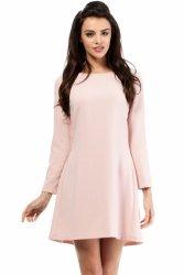 Sukienka Model MOE205 Powder Pink