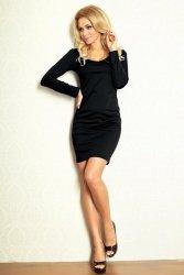 Sukienka Model 92-2 Simple Black