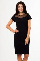 Sukienka Model Gracja SKA41-263/380 3355 Black