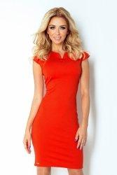 Sukienka Model 132-4 Orange