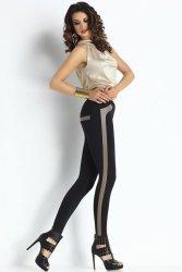 Legginsy Model Evelin Plush Black