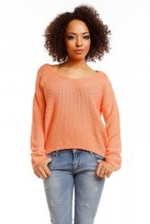 Sweter model 30047 Apricot