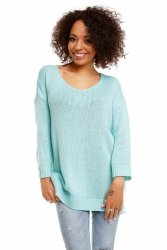 Sweter model 30045 Ice Mint