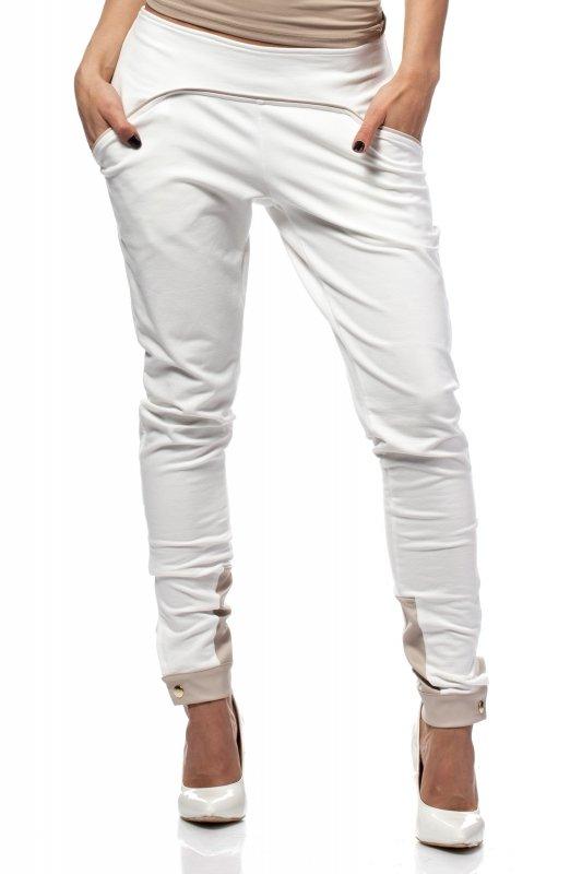 Spodnie-Damskie-Model-MOE157-Ecru
