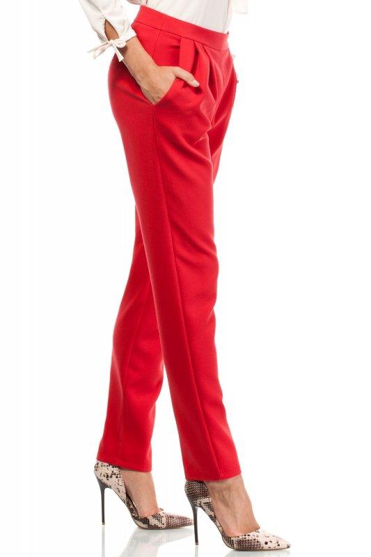 Spodnie-Damskie-Model-MOE195-Red-BOK