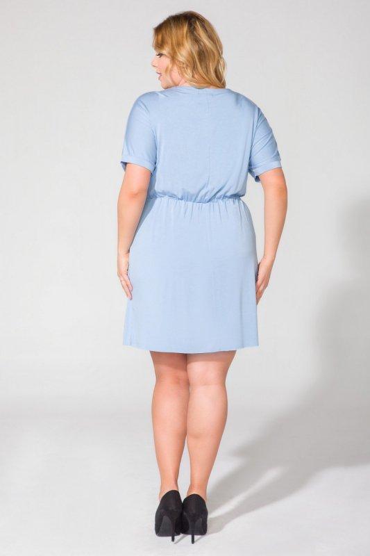 Sukienka Model PS5 Blue