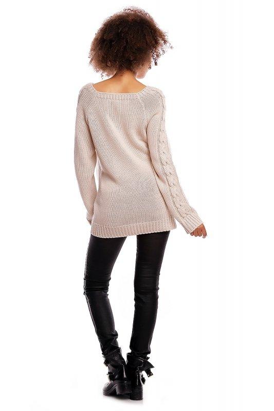 Sweter model 30050C Beige