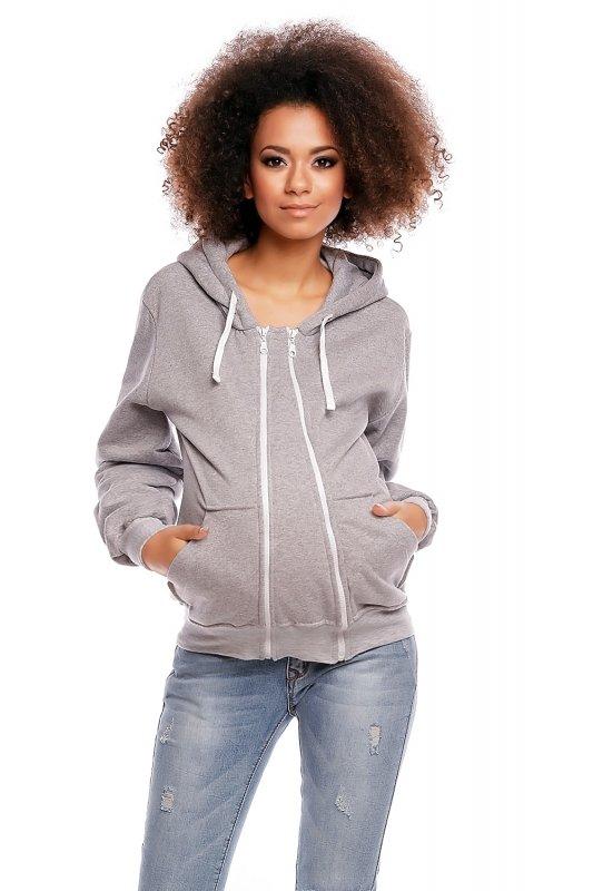 Bluza model 1478 Light Gray