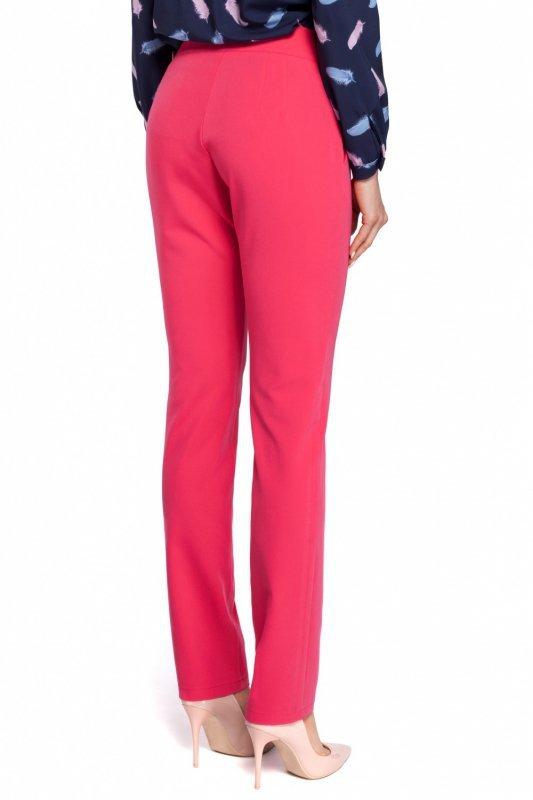 Spodnie-damskie-Model-MOE303-Pink-tyl