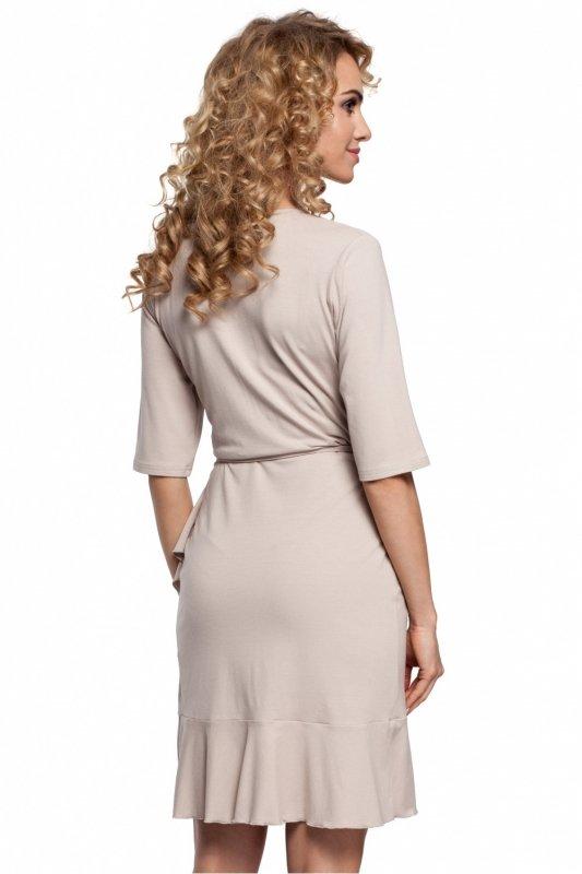 Sukienka Model MOE294 Beige