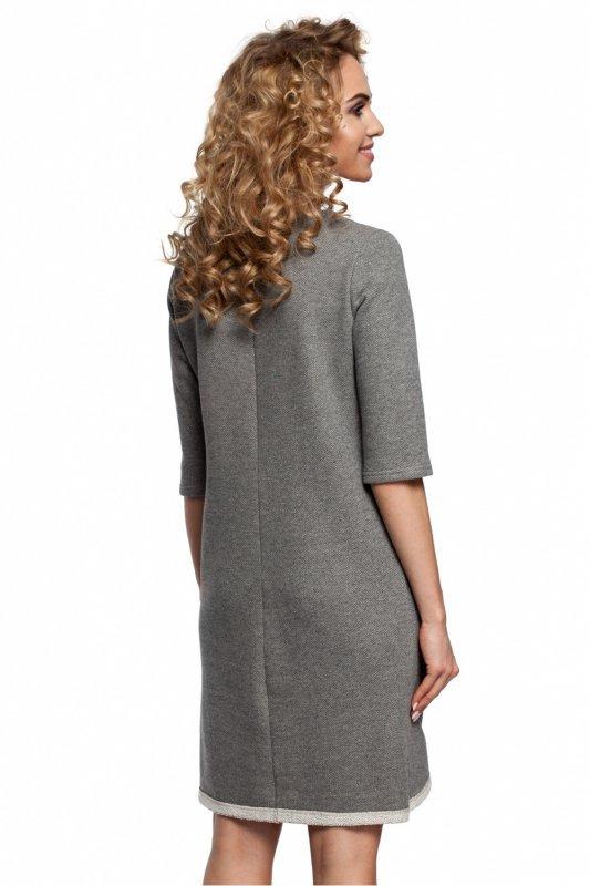 Sukienka Model MOE292 Grey