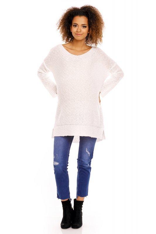 Sweter model 70005C Cream