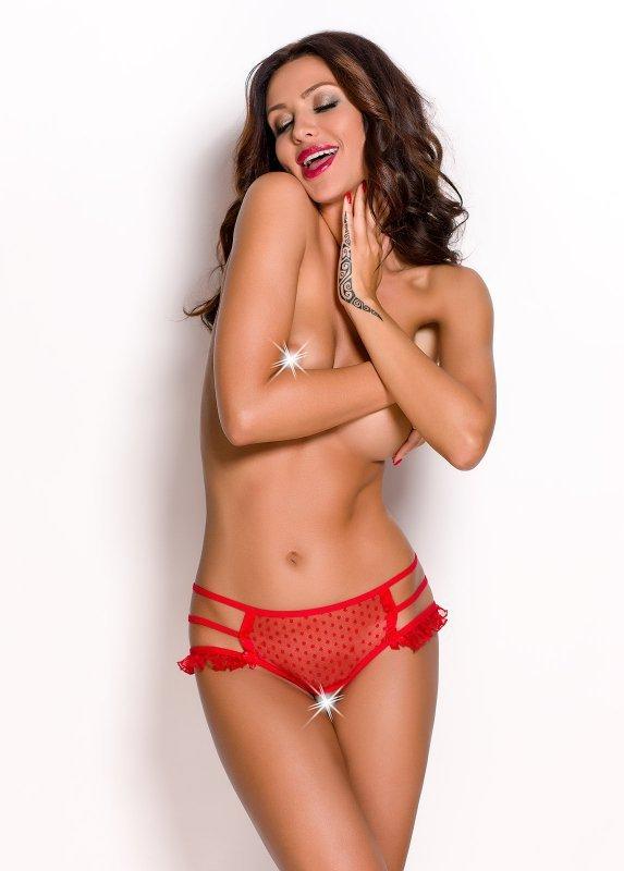Anais Stringi  Model Keira RED