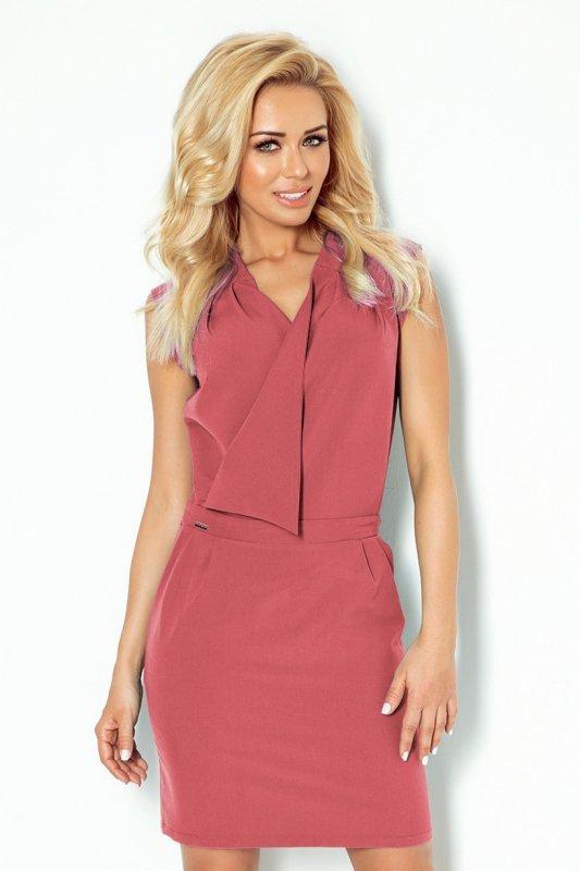 937675f537 Sukienka Model 94-10 Dirty Pink - Sukienki dzienne - Sukienki ...