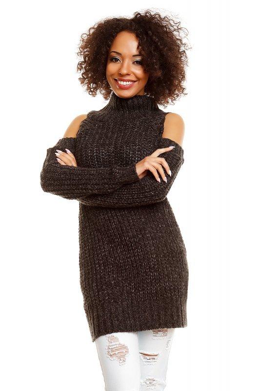 Sweter model 30040 Black