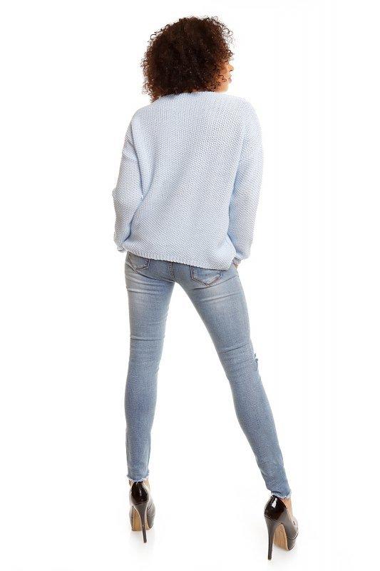 Sweter model 30047 Sky Blue