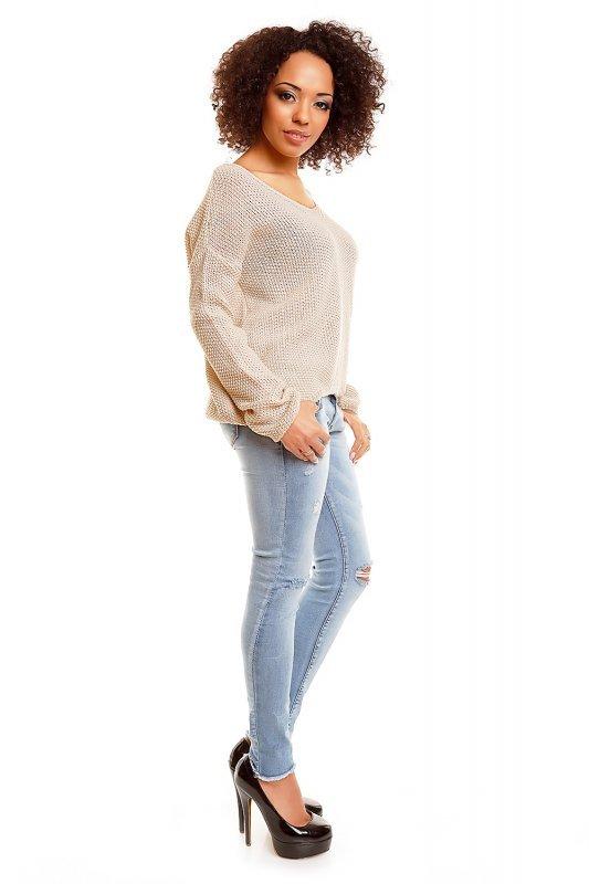 Sweter model 30047 Beige