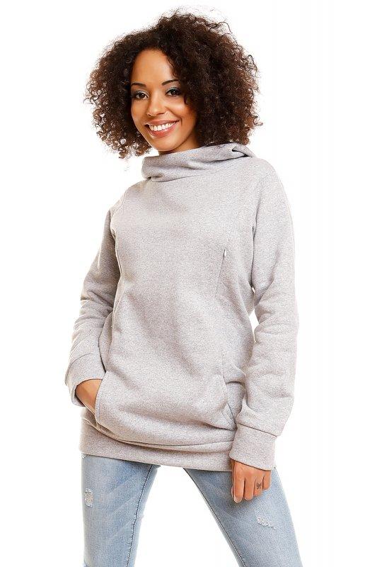 Bluza model 1470 Light Gray