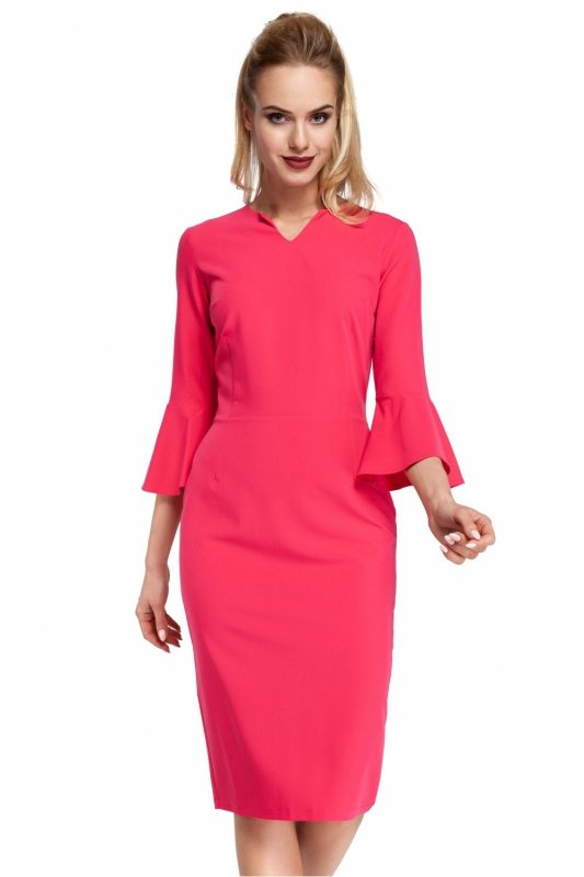 Sukienka Model MOE299 Pink
