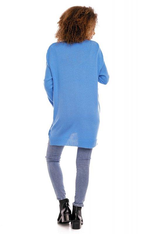 Sweter model 70007C Jeans