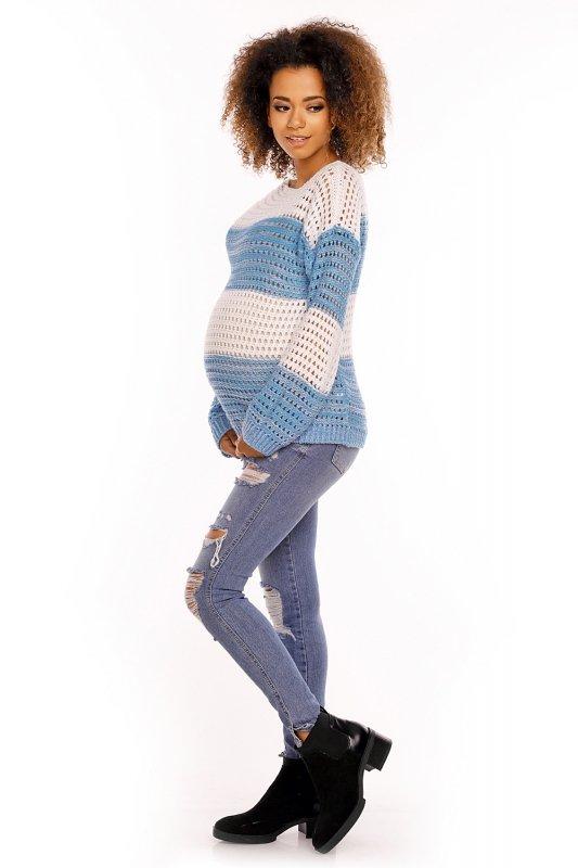 Sweter model 70002C Jeans