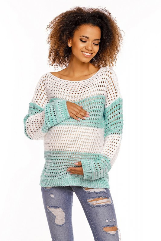 Sweter model 70002C Ice Mint