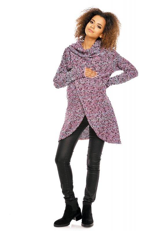 Sweter model 70001C Blue/Pink