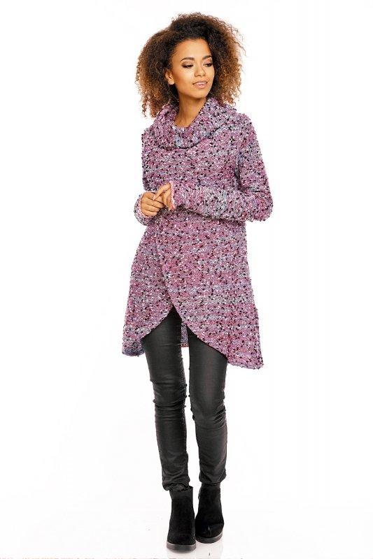 Sweter model 70001 Blue/Pink