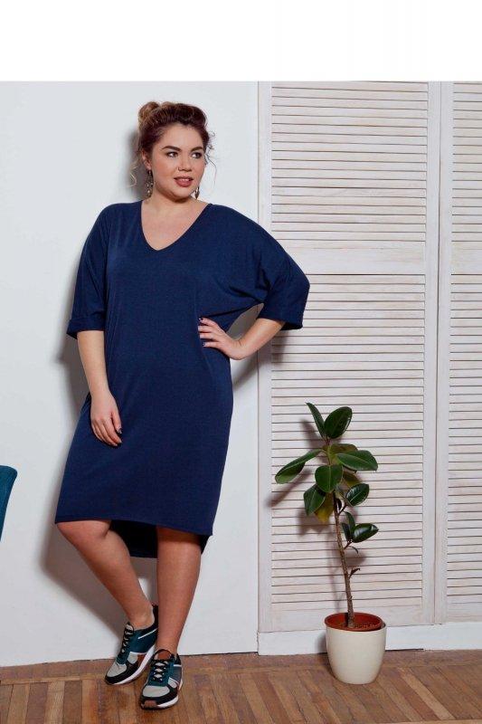 sukienka-dzienna-xl-xxl-tunika-oversize-TR1699-Blue-sukienka-plus-size-duze-rozmiary
