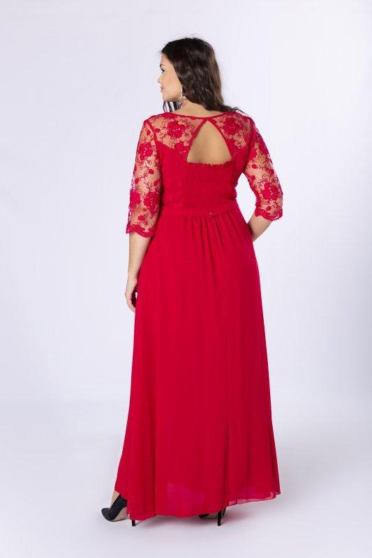 Suknia maxi na wesele LORA