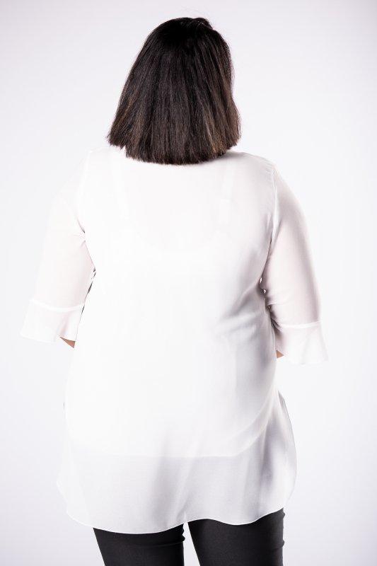 Elegancka bluzka TAMI tiulowa