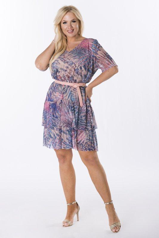 Trapezowa-sukienka-plus-size-WERONA-zwiewna-bezowa