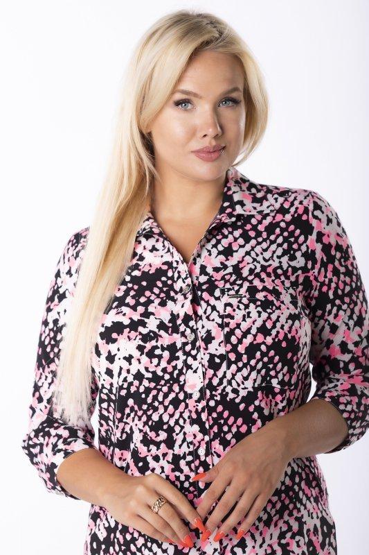 Koszula SNAKE z printem