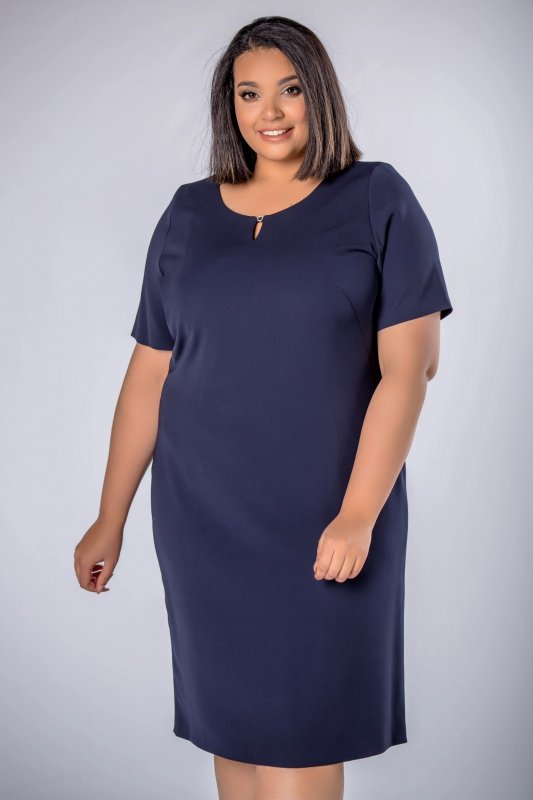 Sukienka ołówkowa TAIA midi