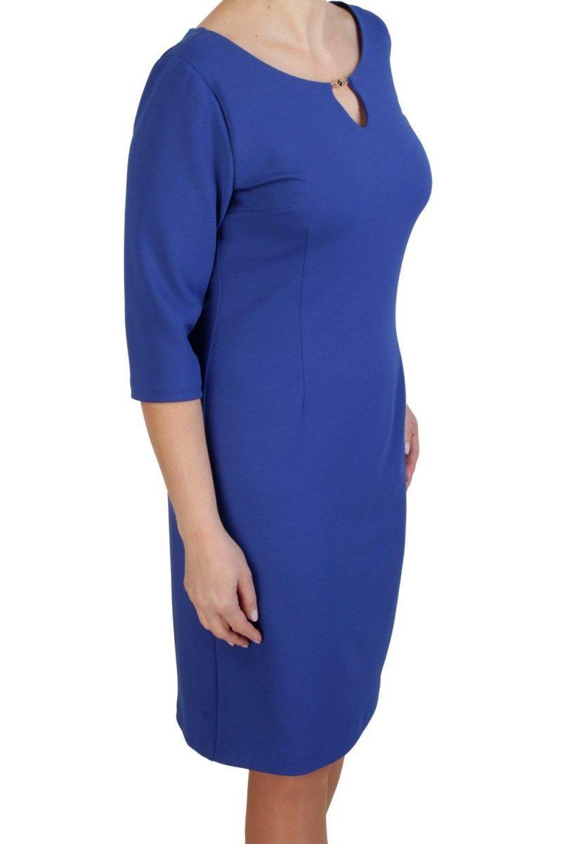 Sukienka-dla-puszystych-plus-size-xl-xxl-xxxl-koktajlowa-KARIBA-40-54-elegancka-niebieska-bok